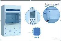 实验室耐酸碱PP材料通风柜欧莱博1200PP