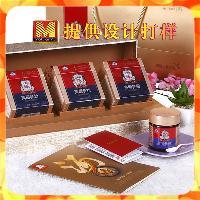 人参粉礼盒 滋补养生包装 专业厂家定制 包装设计生产 广东汕头