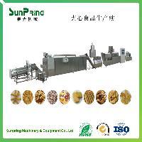 厂家直供夹心米果设备、巧克力夹心设备生产线