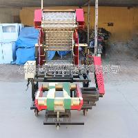玉米秸秆收割粉碎揉搓打捆一体机  拖拉机牵引式打捆机厂家直销