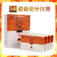 即食阿胶糕礼盒定制 包装设计 汕头厂家 东阿阿胶礼盒打样生产