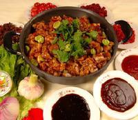 香辣焖锅酱料配方