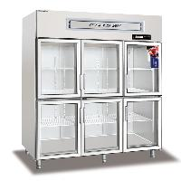 COOLMES伯爵六门冷藏保鲜展示柜S1.6G6
