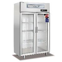 Coolmes伯爵二门冷藏展示柜S1.0G2 大二门冷藏冰箱