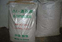 厂家直销 食品级 L-酒石酸 酸味剂 食品添加剂