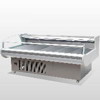 凯雪超市冷柜 平口风冷售卖展示柜 冷鲜展示柜