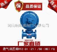 河南纳斯威RTZ燃气调压器厂家价格