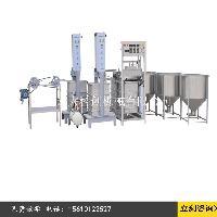 河南许昌大型豆腐皮机械 小型仿手工豆腐皮机器