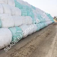 青贮牧草打包塑料膜 厂家直供 出口爱尔兰