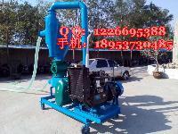 南寧氣力輸送機經銷商 軟管除塵式抽糧機