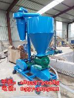 20吨粮食输送吸粮机 柴油机风力吸料机 气力输送设备厂家