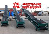 农用运粮装车传送机 济南皮带运输机价格