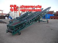 固定式带式输送机 袋装水泥升降式传送机