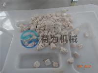 黄金鸡米粒裹粉粘粉机设备哪家好