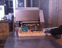 厂家直销鸡米花鱼米花加工设备上粉均匀油炸效果好