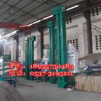 江蘇徐州顆粒垂直提升機 鋼斗鏈式上料機