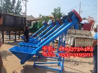 水泥砂浆螺旋提升机 螺杆上料机批发价格