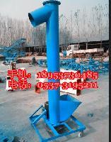 管式螺旋上料機量產 德宏糧食螺旋提升機原理專業制作