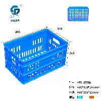 重庆塑料厂家直销 面包专用圆眼筐485