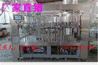 小型自动瓶装水灌装生产线