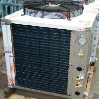 空氣能熱水器一體機