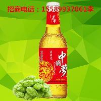 中国梦品牌啤酒招商加盟