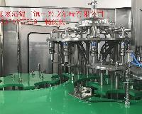 玻璃瓶饮料灌装机设备 三合一灌装机