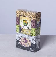 优质五色豆  300g/袋  净品礼盒装  送礼佳品  五行五色品牌