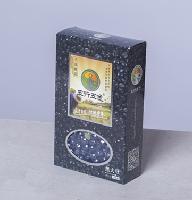 优质黑大豆  270g/盒 精品礼盒装  送礼佳品  五行五色品牌