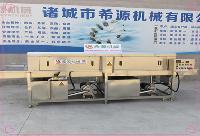 临沂面包托盘清洗机客户现场提供技术