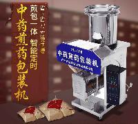 304不锈钢广东凉茶煎药包装机一体机