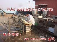 生产豆腐皮的设备多少钱,质量好的仿手工豆腐皮机
