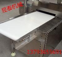小型鸡胸肉切片机 鸡排切片机