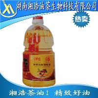 茶油茶籽清香调和油1.8L