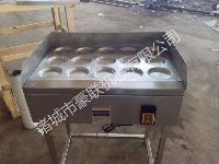 豪联牌HLJ-150优质不锈钢式煎荷包蛋专用煎蛋机