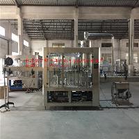 三合一果汁热灌装生产设备