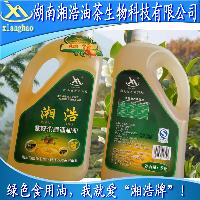高品质食用油茶油茶籽浓香调和油5L