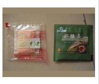 袋泡茶内外袋包装机(不挂线挂标)