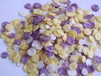 玉米糠雪花片生产线