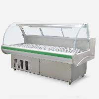 凯雪熟食展示柜KX-2.0GZ 超市冷藏展示柜  冷鲜肉展示柜