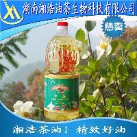 100%野生纯正山茶油食用油2.5L