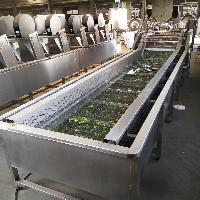 华远全自动 净菜加工设备  蔬菜加工设备  蔬菜加工流水线