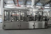 供应8000瓶/小时含气饮料三合一灌装机组 碳酸饮料灌装机