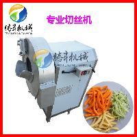 不锈钢高速切姜丝机 小型蔬果切丝切片机