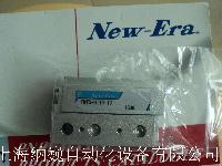 New-Era气缸(气动元件)日本New-Era新时代@上海总代理