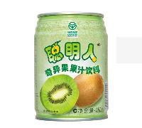 岭南特色广东聪明人奇异果汁饮料礼盒装