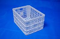 重庆万盛食品级塑料周转筐生产厂家