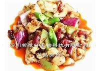 新雅轩 D1102 香辣牛蛙酱 调味料(餐饮订制 厂家直销)