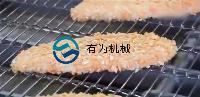 鱼排成型机全自动鱼排生产线