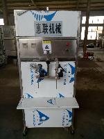 小型口服液、农药化工液体磁力泵灌装机